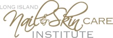Long Island Nail and Skin Care Institute, logo